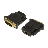 HDMI female to DVI-D male